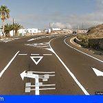 Santiago del Teide | Dos heridos de diversa consideración en una colisión de dos turismos