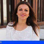 Tamara del Pino, repite como candidata a la alcaldía de Arafo