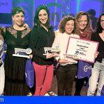 Tenerife | Ruth Rubio se adjudica la 2ª edición del WomenIN del Cabildo