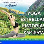 La Gomera Inbound oferta una sesión de yoga el sábado 13 de abril