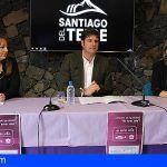 Santiago del Teide | El Alcalde presenta la campaña de Igualdad «NO ESTÁS SOLA»