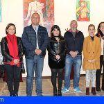 Granadilla presenta la exposición colectiva 'Sororidad' de Gara Acosta y la Asociación Cultural Tenique