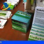 Una plataforma online de Tenerife vendía productos nutricionales adulterados con un elevado riesgo para la salud