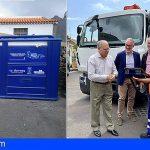 La Gomera estrena servicio insular de recogida selectiva desde este lunes