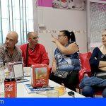 """Águeda Fumero en El Fraile """"Arona necesita de forma urgente que funcionen los servicios generales, como la limpieza"""""""