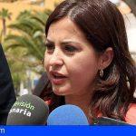Doña Águeda Fumero, cuatro años ausente de Los Cristianos y de la política municipal de Arona
