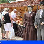 La artesanía de Tenerife y la indumentaria tradicional se promociona en Italia