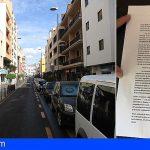 Empresarios de Los Cristianos recogen firmas para mejorar la movilidad en el núcleo turístico
