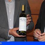 Brumas de Ayosa Blanco seco, de la DOP Valle de Güímar, Mejor Vino de Canarias 2019