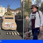 Granadilla | El camino del santo que une cumbre y costa desde hace 350 años