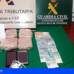 Detienen a una mujer en el aeropuerto Tenerife Norte con 2 kilos de cocaína