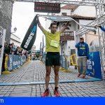 Cristofer Clemente vence en el el V Trail Fuentealta Vilaflor
