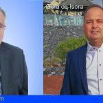 Domingo González y Ceferino Negrín candidatos de Cs de Adeje y Guía de Isora
