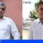 Juan Pedro González y Yony Pérez candidatos de Cs de Fasnia y Arafo