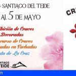 Una veintena de cruces participarán en el III Concurso de cruces en Santiago del Teide
