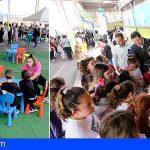 El CEIP Chayofa celebra Family World entre actividades y talleres educativos