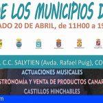 Adeje | La Feria de los Municipios del Sur se realizará este sábado 20 de abril