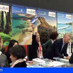 La marca Islas Canarias acude a 19 ferias de turismo durante el primer trimestre del año