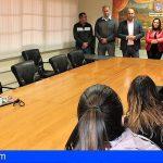 Granadilla pone en marcha un programa de formación y empleo del que se beneficia una quincena de granadilleros