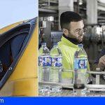 Fuentealta, primera marca de agua canaria que incluye material reciclado en sus botellas