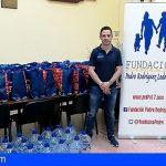 La Fundación de Pedrito entrega Picnic-Solidarios en Granadilla y Santiago del Teide