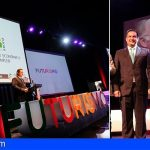 Arona | Futurismo 2019 arranca con éxito con la presencia de ponentes de todo el mundo