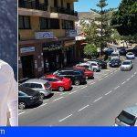 García Marichal prevé un plan de embellecimiento urbano en los núcleos de Arona