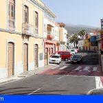 El Cabildo acomete el lunes las obras de reciclaje del asfalto en la Travesía de Granadilla