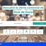 Guía de Isora cuenta desde hoy con un guía de empresas online