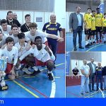 Granadilla | San Nicolau Kyria e Iberostar Tenerife, 1º y 2º puesto del III Torneo Nacional de Baloncesto Junior