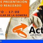 Jornadas activa las zonas industriales de La Gomera, resultados del estudio y posibles soluciones