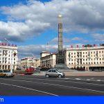 Un nuevo vuelo une Tenerife con Minsk, la capital de Bielorrusia