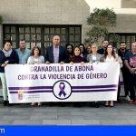 Granadilla de Abona expresa su repulsa tras el crimen machista de Adeje