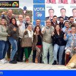 El Partido Popular de Arona aprueba su lista a las elecciones locales por aclamación