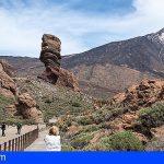 Destinan 5,5 millones de euros para el mantenimiento del Parque Nacional del Teide