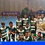Tenerife vuelve a contar con una árbitra de fútbol sala 15 años después