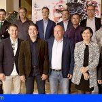 """Se presentó el Rallye Villa de Adeje, BP Tenerife """"Trofeo CICAR"""" con lleno en el Iberostar Anthelia"""