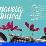 La música vuelve a llenar La Gomera con una nueva edición de la 'Primavera Musical'
