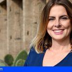 Raquel Díaz encabezará la lista de Ciudadanos a la alcaldía de Güímar