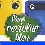 La Gomera inicia una campaña de concienciación ciudadana para fomentar el reciclaje en la Isla