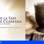 """Del 12 al 21 de abril, """"Ruta de la Tapa: Cocina de Cuaresma"""""""