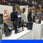 Tenerife exhibe en el Salón de Gourmets de Madrid la calidad de sus vinos y productos locales