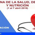 San Miguel de Abona celebra la III Semana de la Salud, Nutrición y Deporte