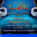Adeje | Siam Park celebra el año nuevo tailandés con un festival a todo color