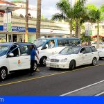 600.000 € para un único número y una aplicación móvil para la solicitud de taxis en Canarias