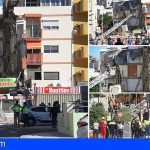 Arona recordará a las víctimas del derrumbe del edificio de Los Cristianos en el tercer aniversario de la tragedia