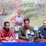 Santiago del Teide presentó la VIII edición del Trail Run Almendros y Volcanes