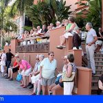 Tenerife registra un incremento de turistas del 5,5 por ciento en el primer trimestre del año