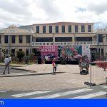 El ICHH traslada una de sus unidades móviles a la II Feria de la Salud en Arona