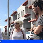 Unidas Podemos recorren Adeje y piden «no más sueldos mínimos ni alquileres a 800 euros»